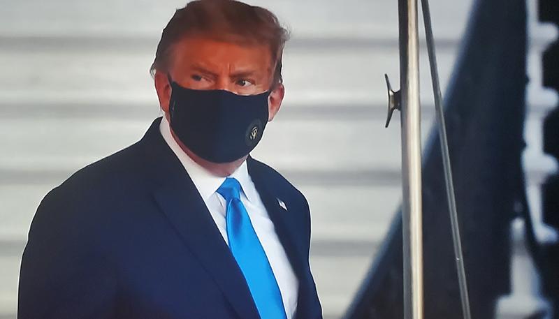 Próximas 72 horas son cruciales para Trump y el País