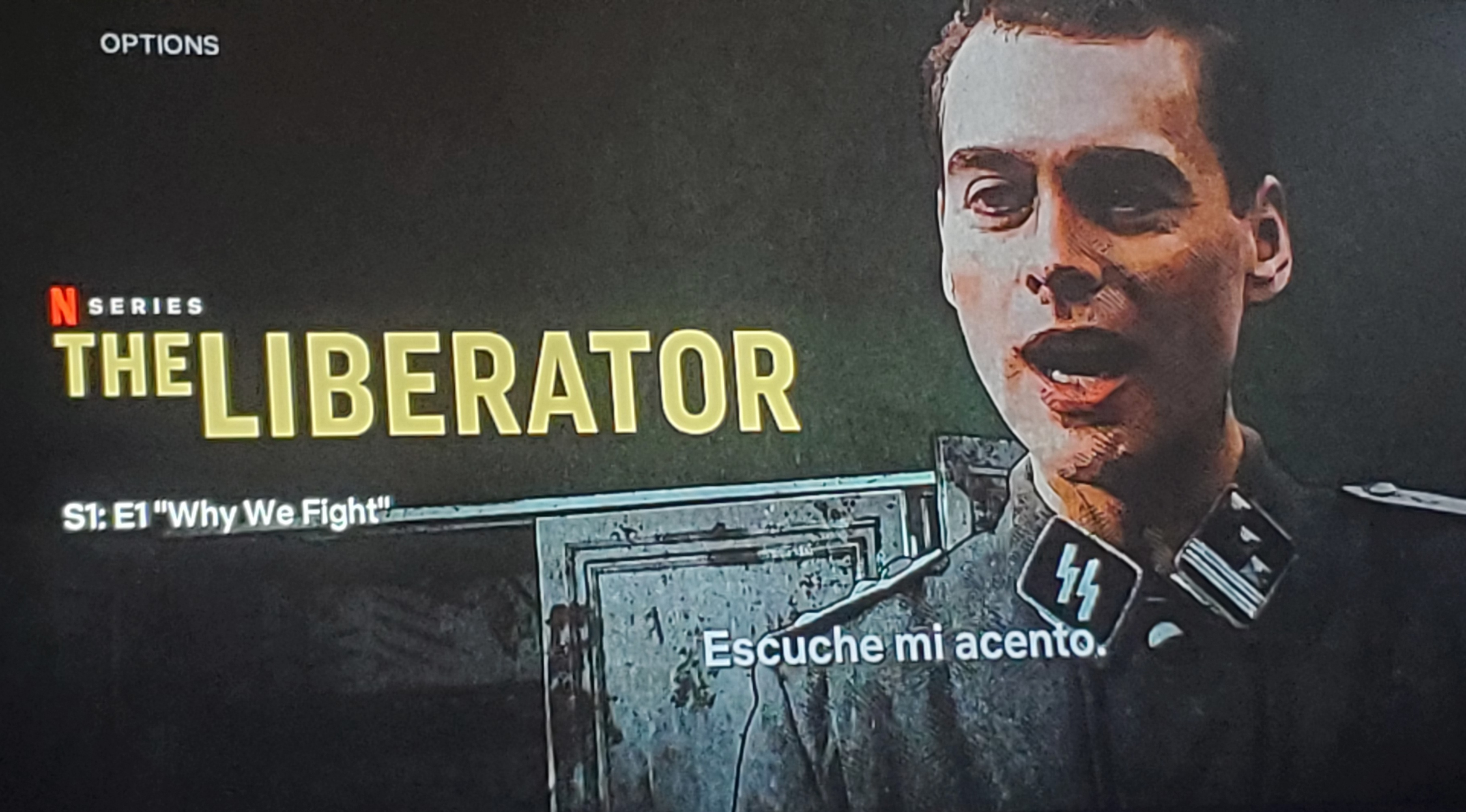 Netflix recuerda soldados mexicanos de Oklahoma en la Guerra