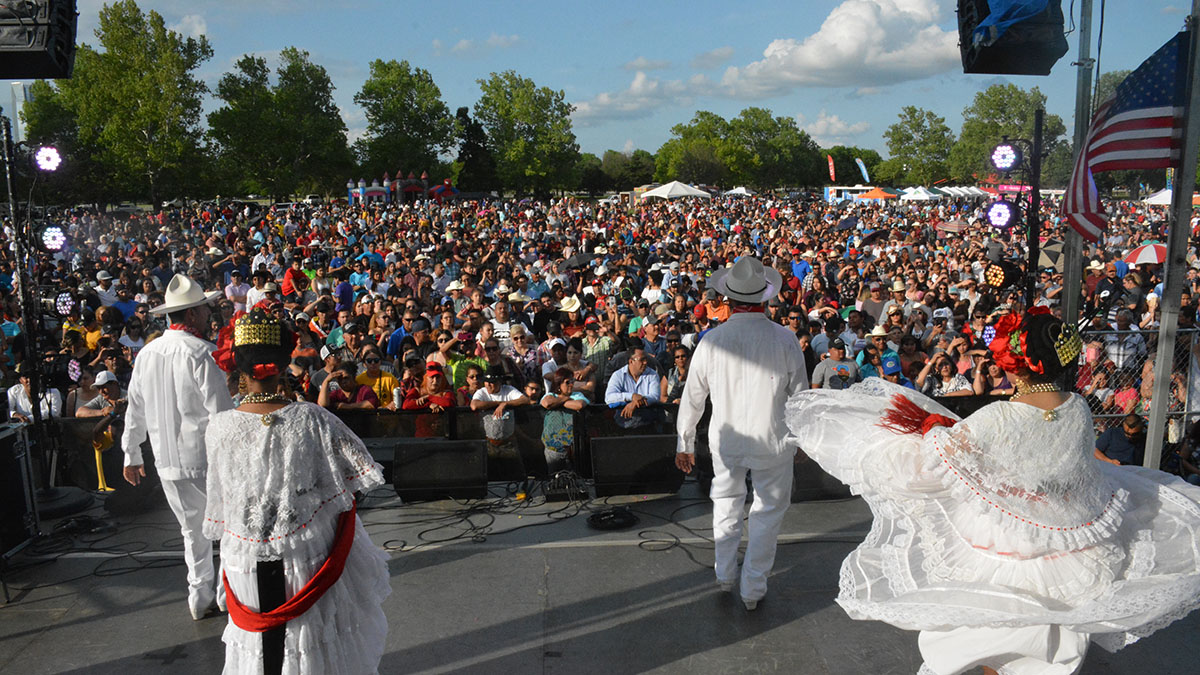 Primer Evento hispano masivo post Pandemia en OKC