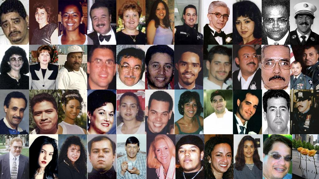 Latinos en las Torres Gemelas…