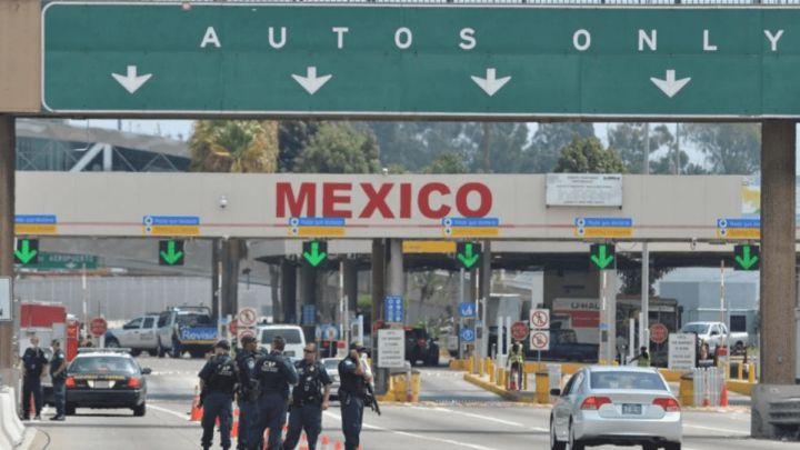 Reabren fronteras para visitantes vacunados de México
